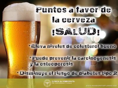 La Cerveza en la Salud